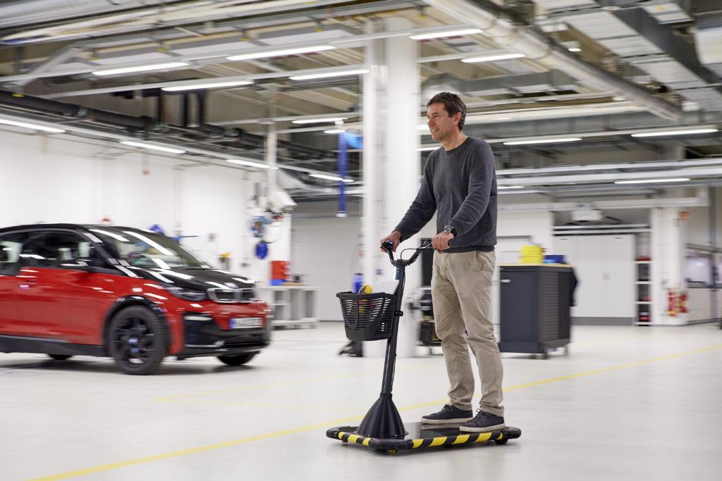 BMW Plant Commuter
