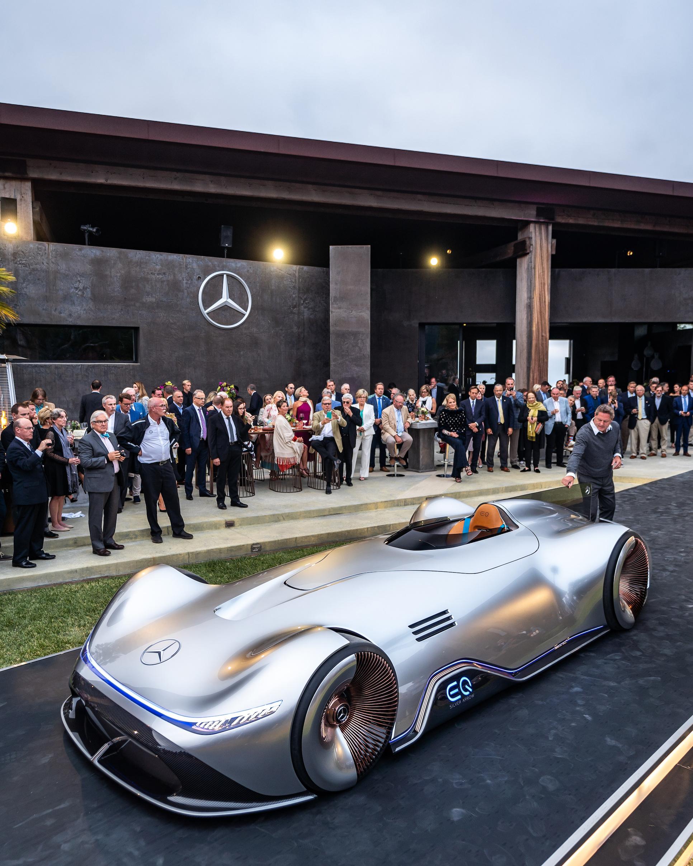Mercedes vous propose de piloter contre Rudolf Caracciola