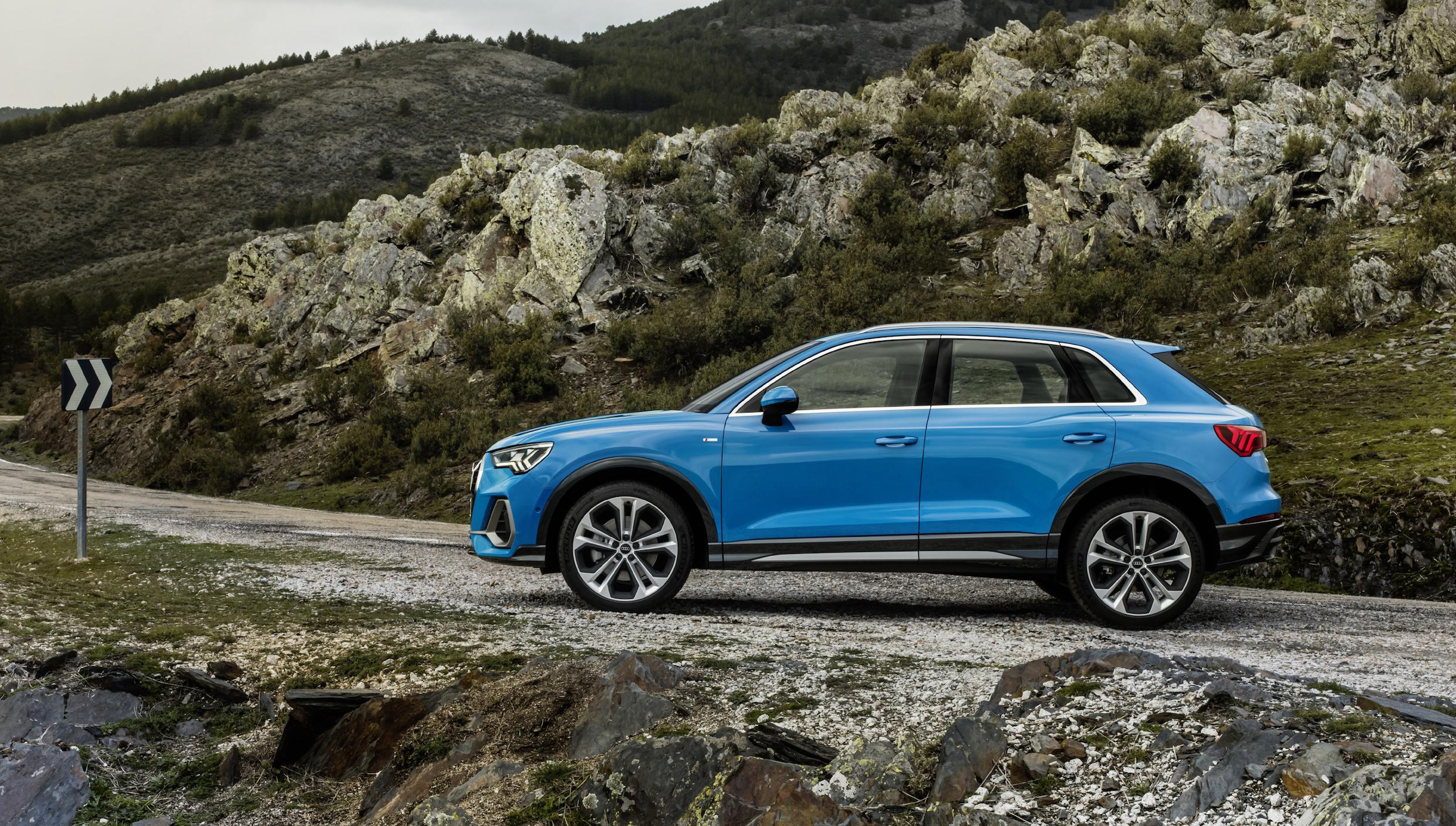 Audi Q3, le même en très différent
