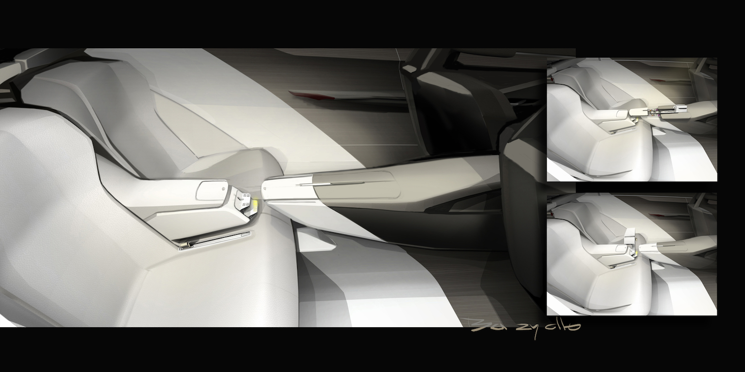 BMW iNEXT : son point commun avec le concept Peugeot HX1