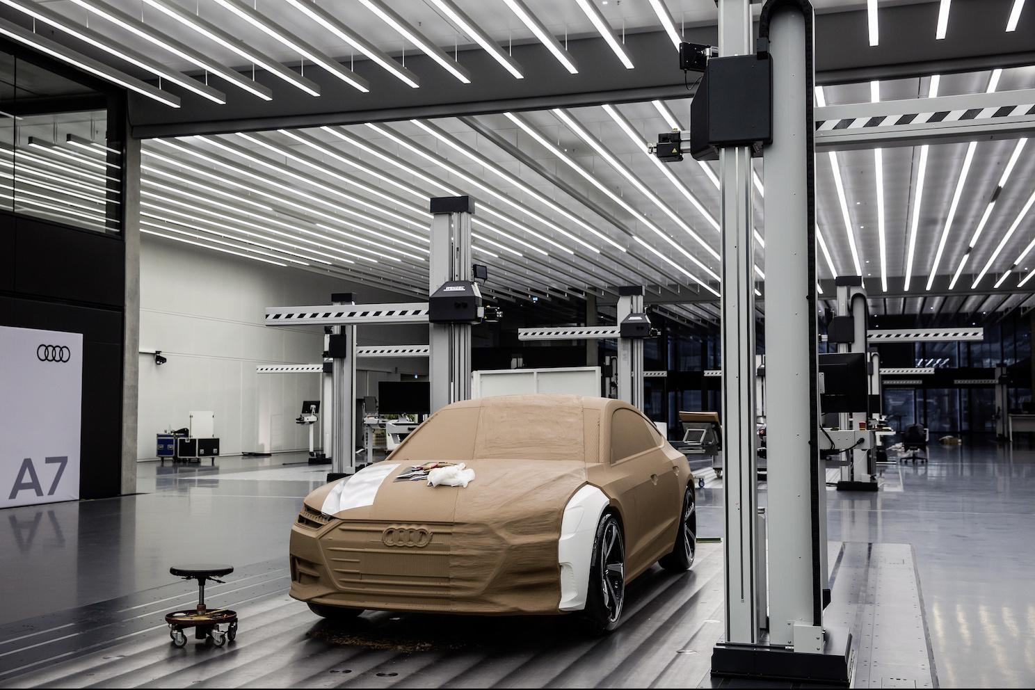 Audi : quand la qualité de production dépend de l'intelligence artificielle