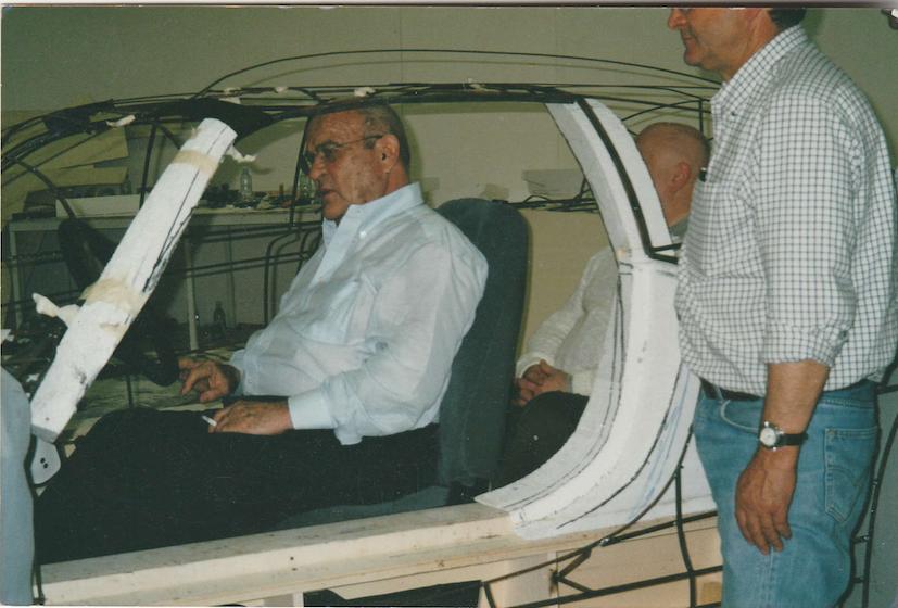 L'après Citroën SM chez Ligier…