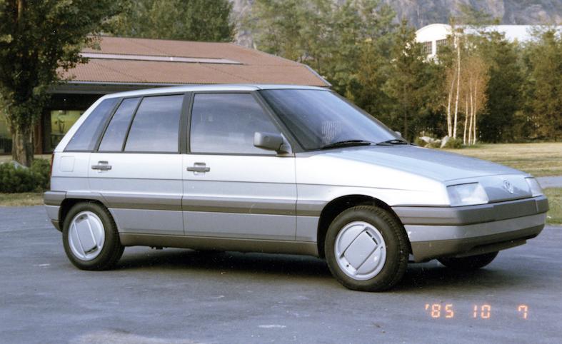 Archives : quand Volkswagen hésitait pour renouveler sa Polo…
