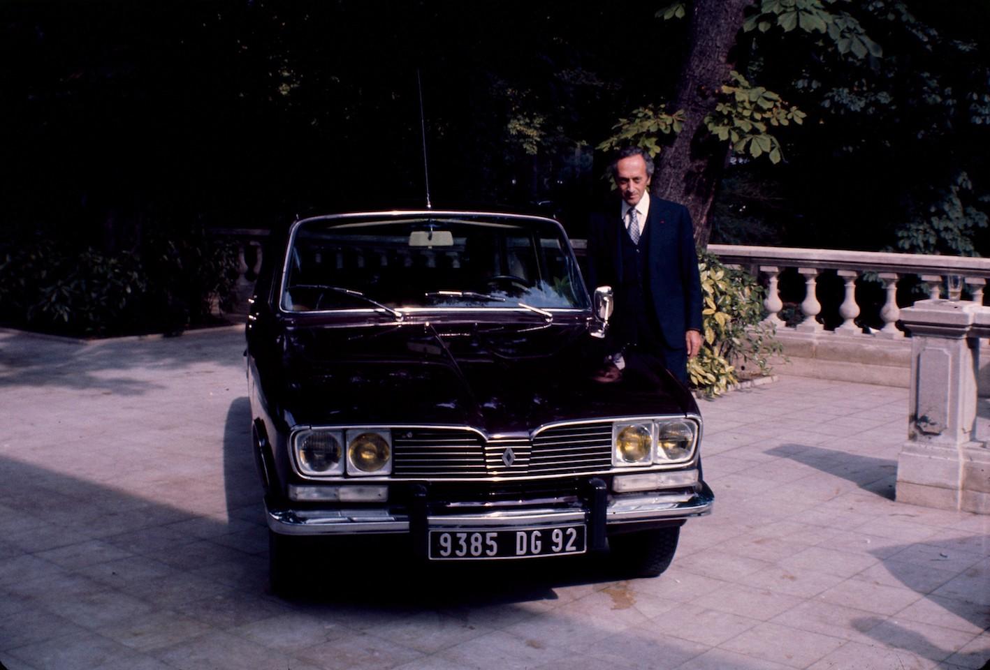 Hommage à Gaston Juchet. Deuxième partie : Pierre Dreyfus débauche Opron de chez Citroën