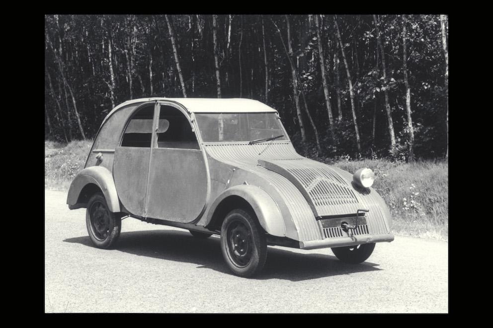 Gilets jaunes, voiture grise : 80 ans après !