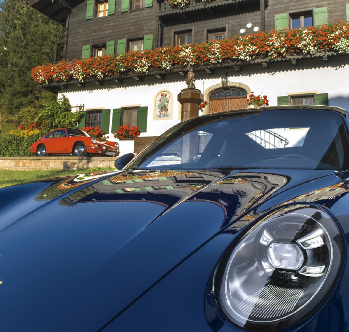 Profils : les 9 vies de la Porsche 911 !