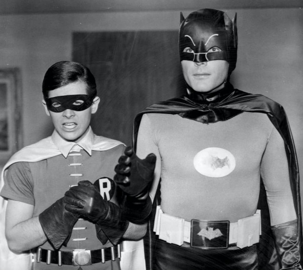 La Stingray de Batman est avancée !