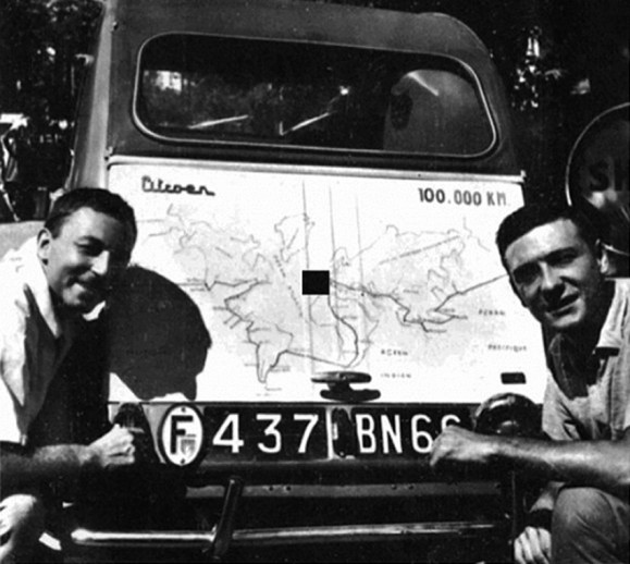 Jacques Séguéla reprend du service chez Citroën !
