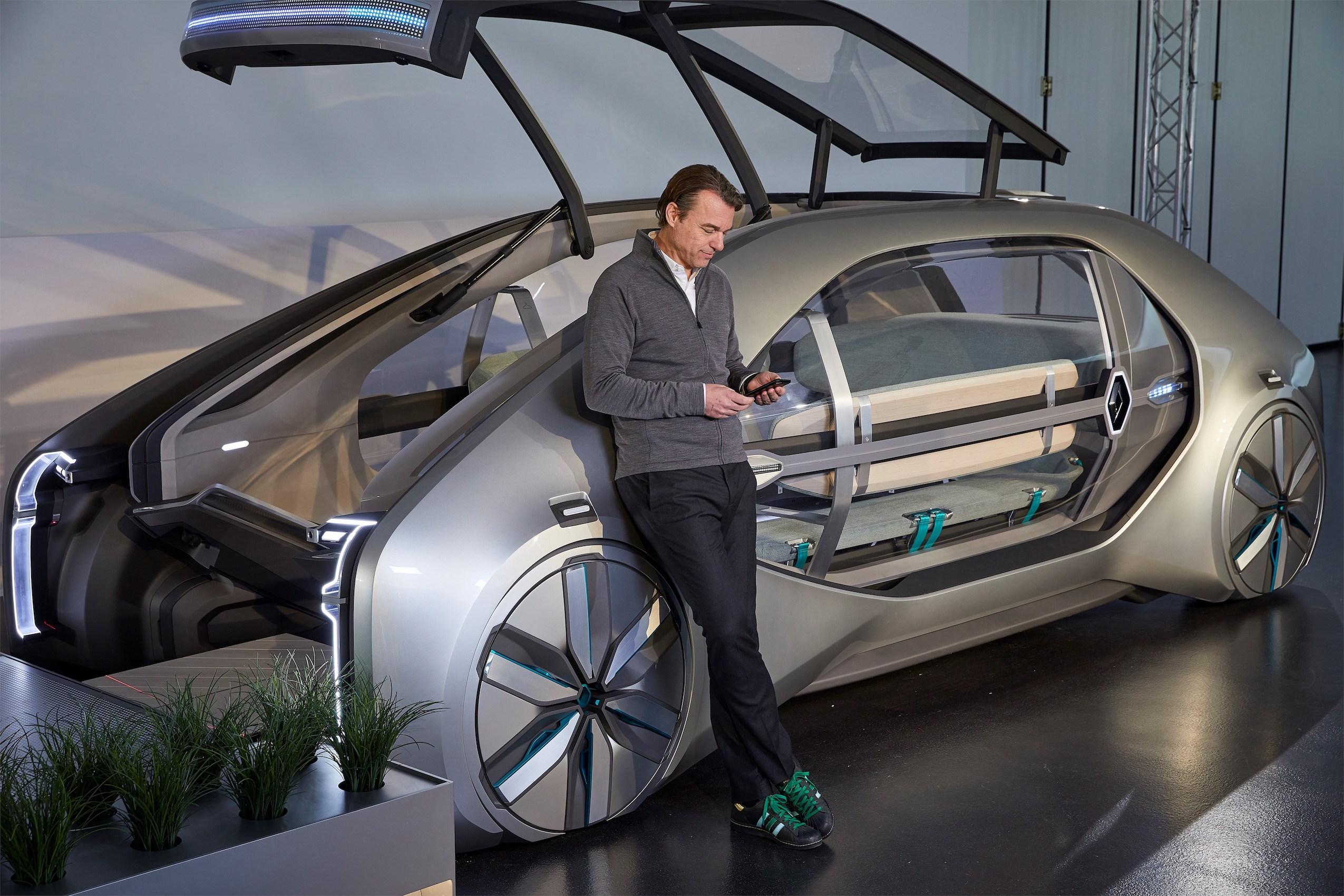La longue interview : Laurens van den Acker, directeur du design industriel de Renault