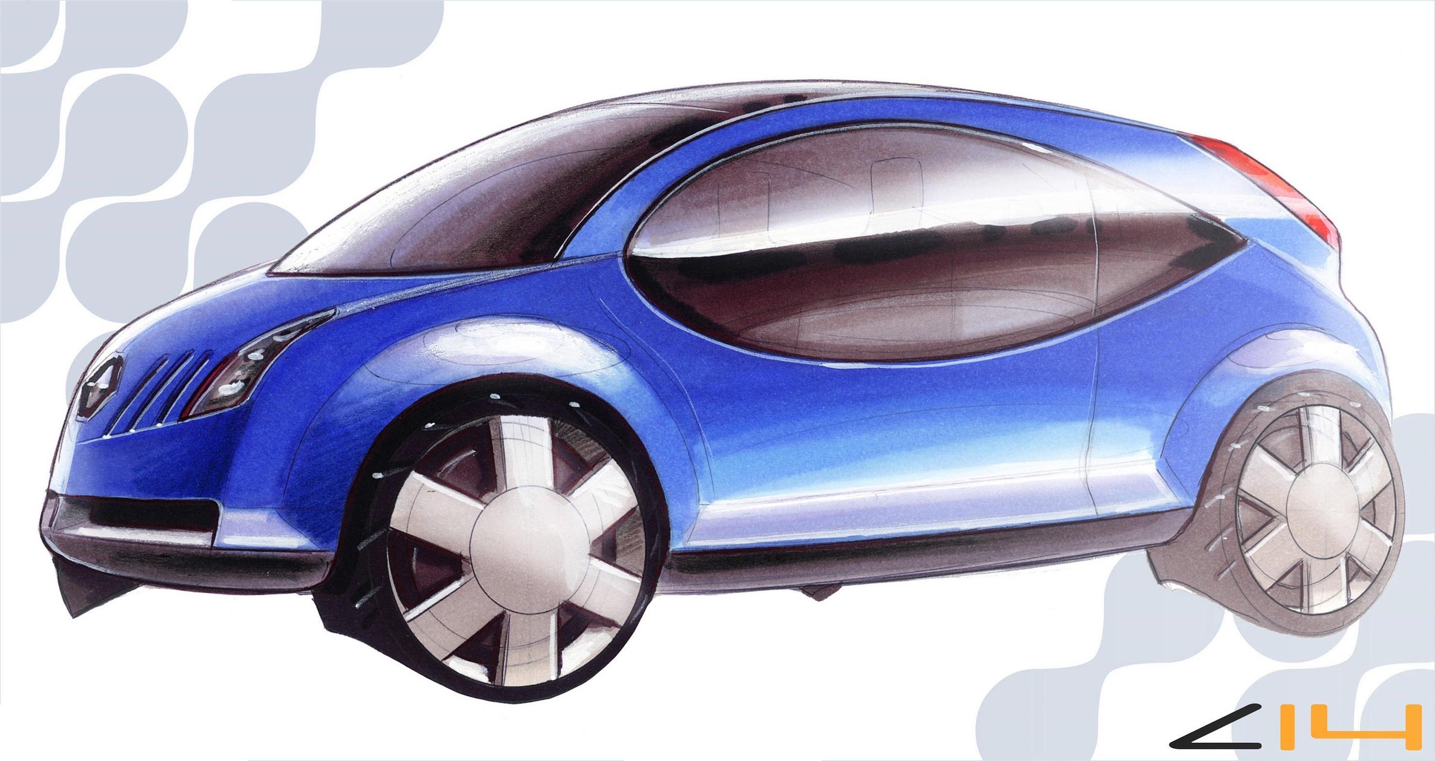 Clio et ses soeurs cachées : les concept-cars (parfois) oubliés