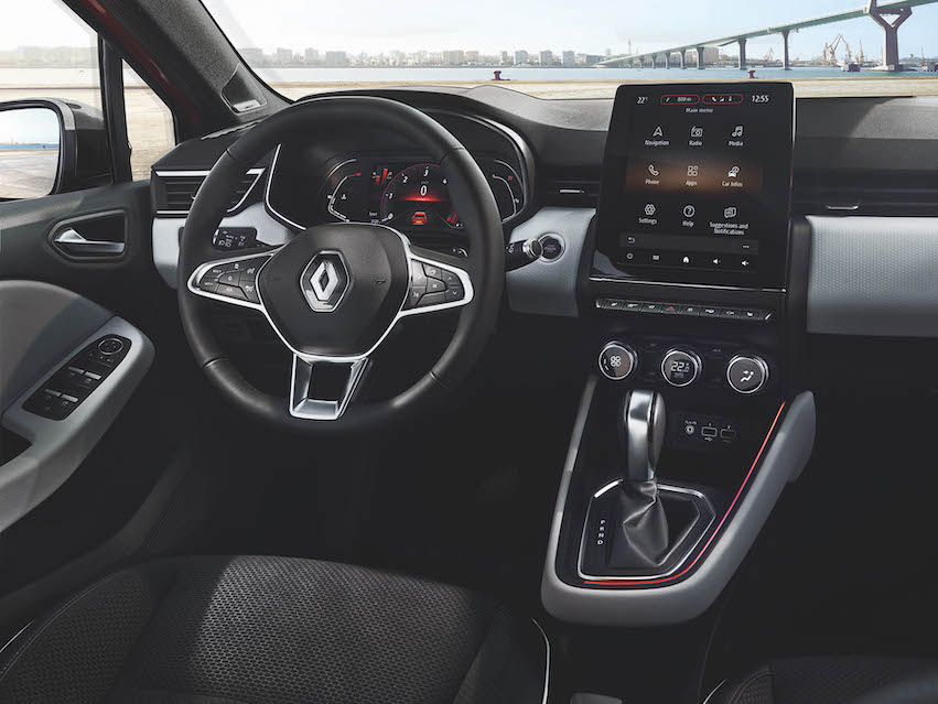 Nouvelle Renault Clio : bienvenue à bord