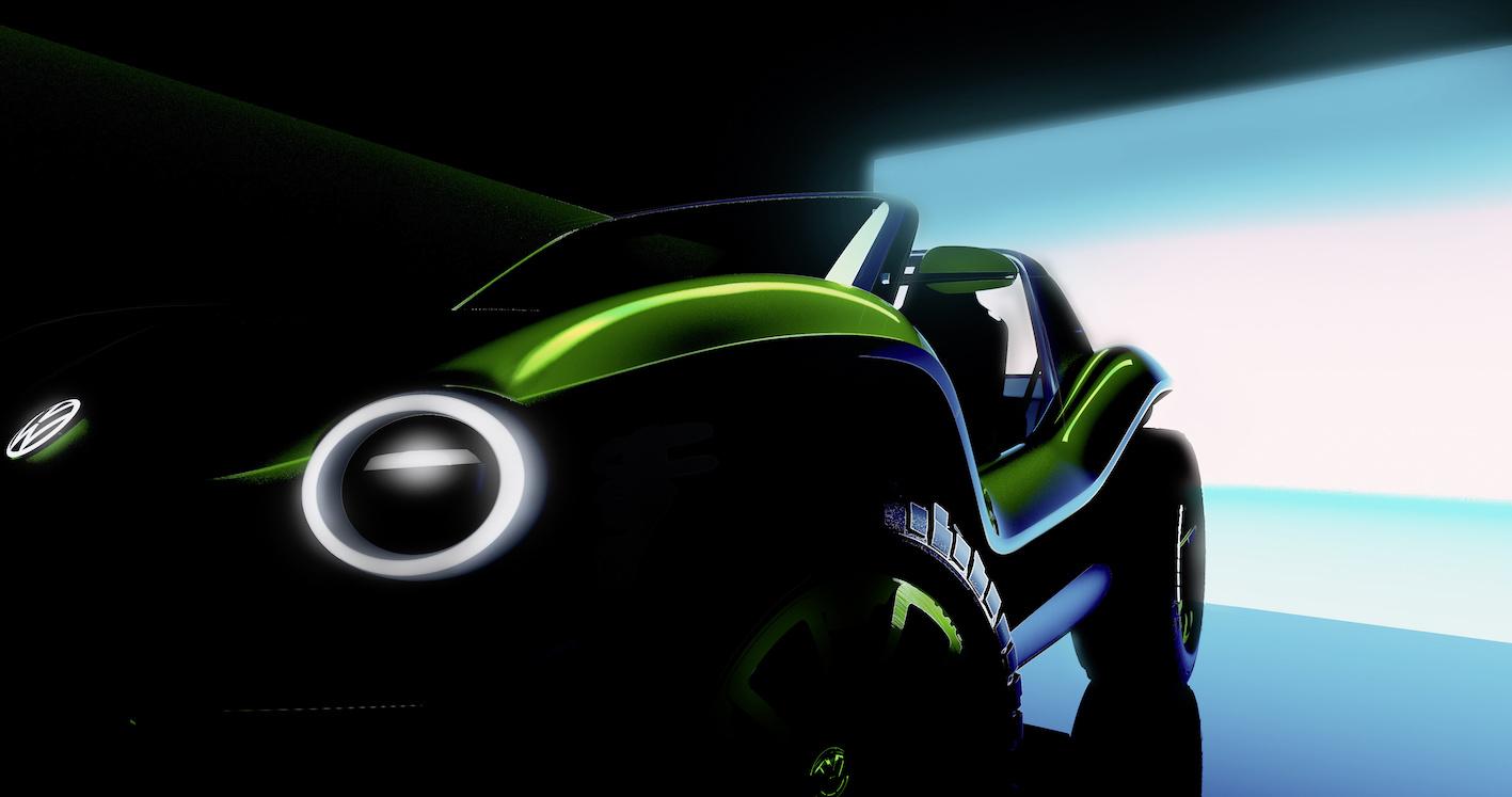 Le retour du buggy Volkswagen. Electrique bien sûr !