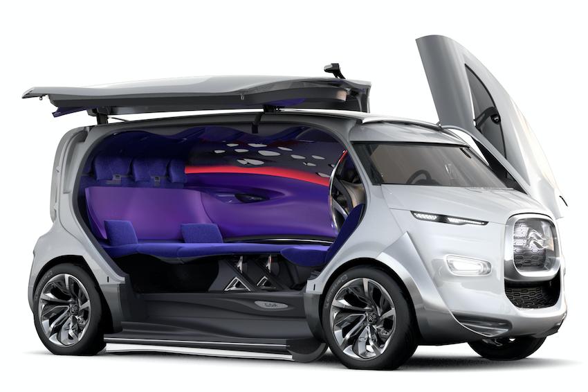 Les 10 concept-cars Citroën exposés à Rétromobile