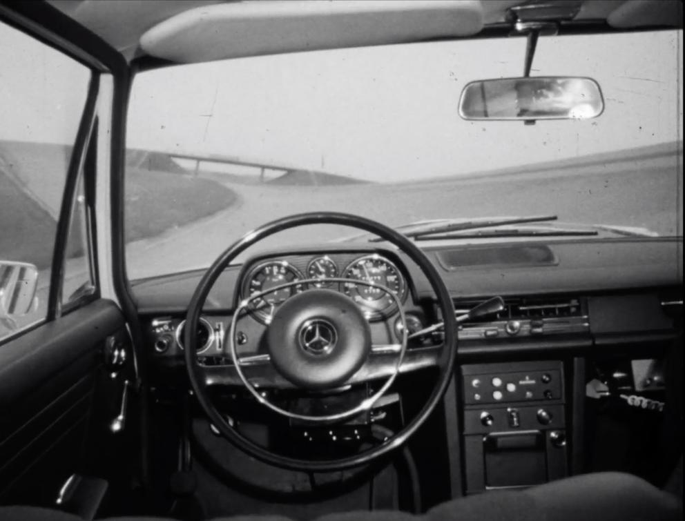 Voiture autonome : il y a un demi-siècle, Continental la testait déjà !