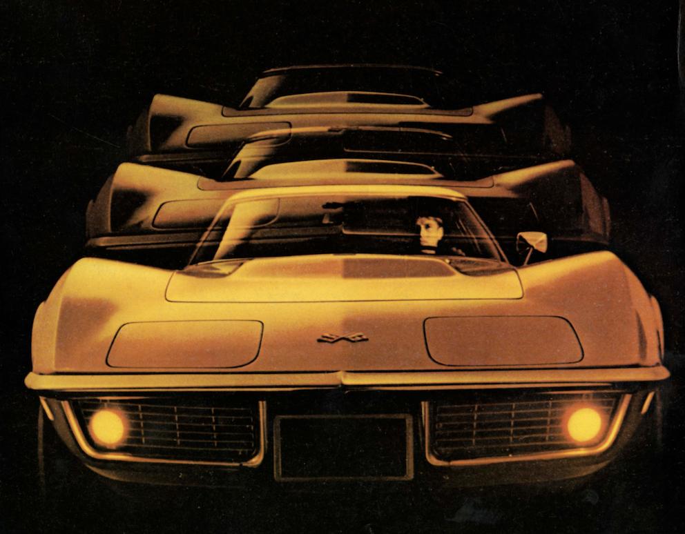 1959-1969-1979-1989 : du neuf en Corvette à télécharger