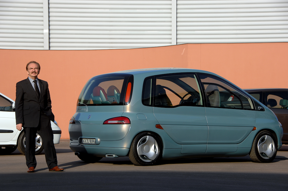 Renault Design : de Patrick Le Quément à Laurens van den Acker