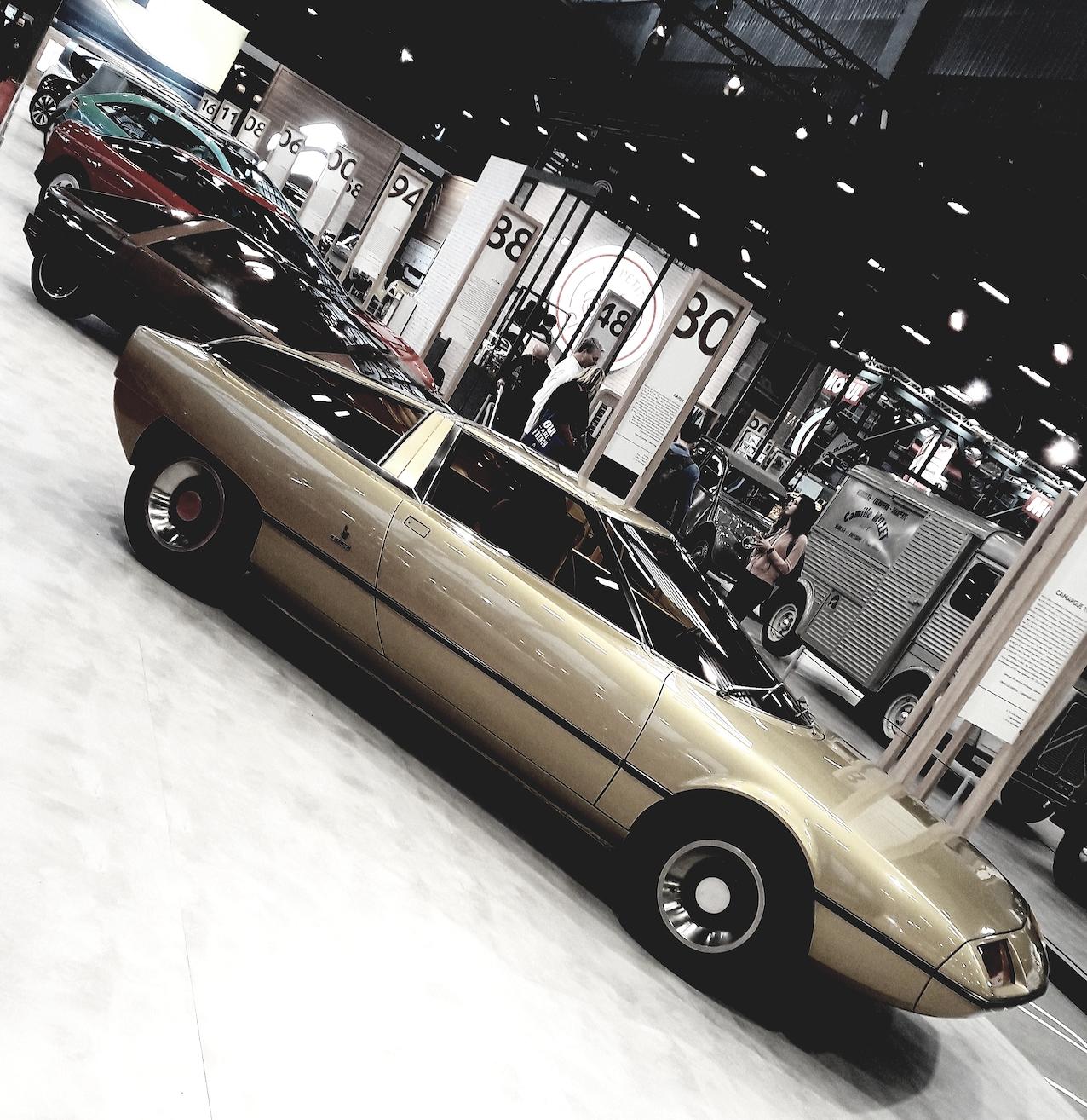Rétromobile vu par LIGNES/auto (partie 3)