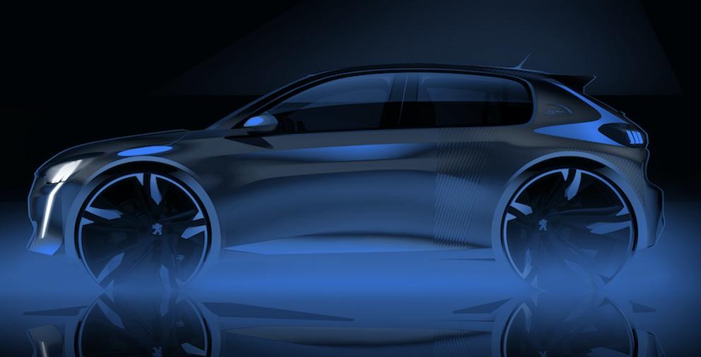 Les designers Peugeot racontent la nouvelle 208 – FRENCH AND ENGLISH VERSION
