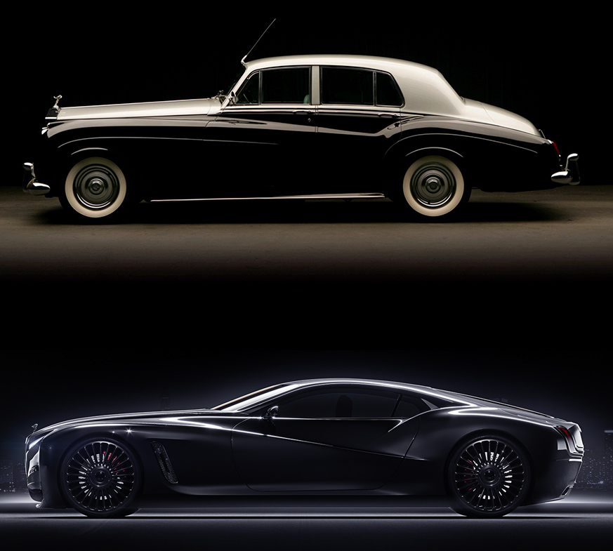 La Rolls-Royce d'Ivan Venkov