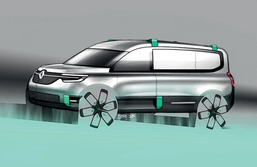 Nouveau Renault Kangoo : ça ne rigole plus !