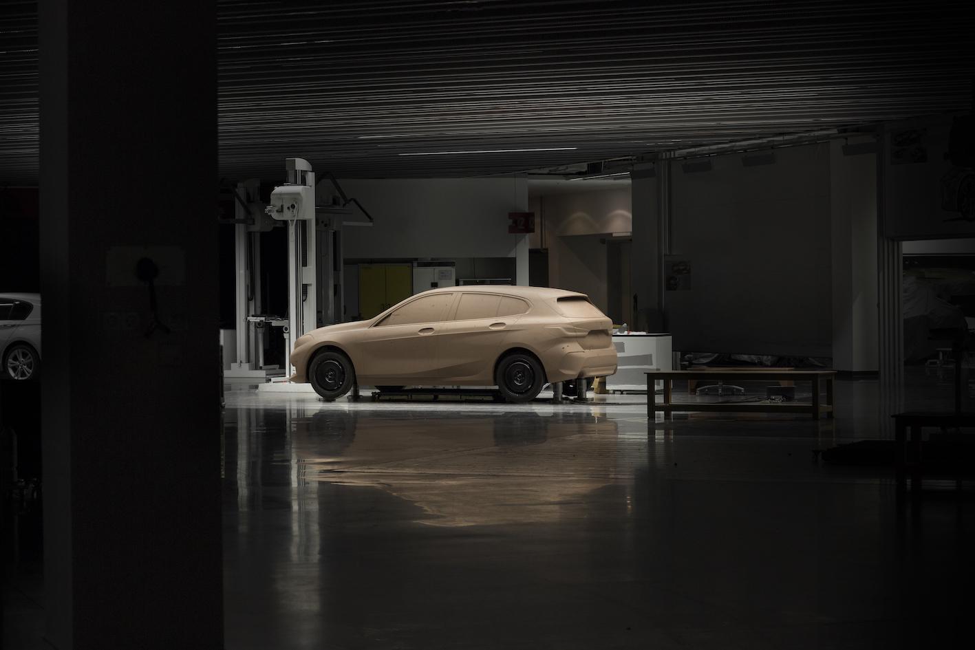 Découvrez la nouvelle BMW Série 1 (traction) en quelques 'slides'