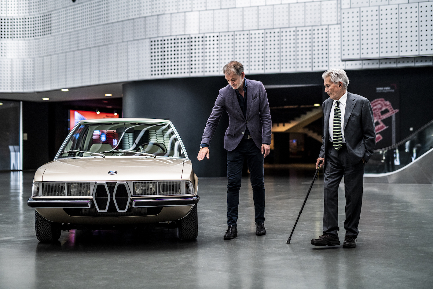BMW Garmisch de Gandini : toutes les vidéos