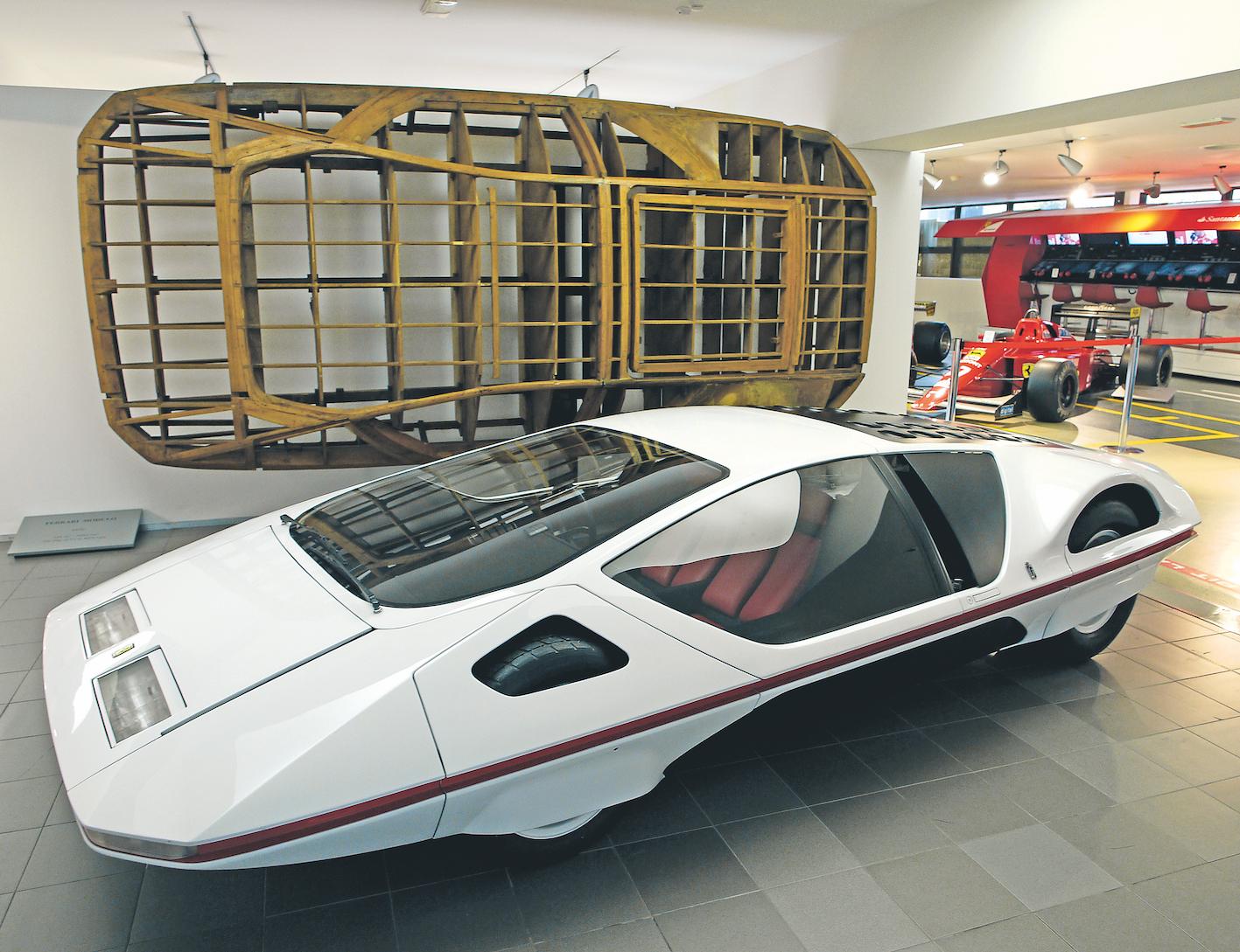 Le design Pininfarina en valeur au concours d'élégance de la Villa d'Este