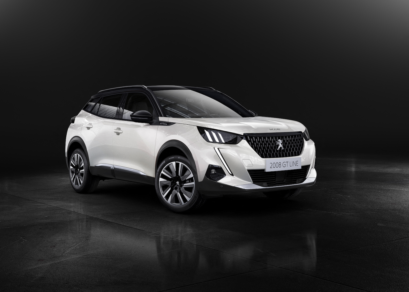 ENGLISH – Design New Peugeot 2008: the bass drum and triangles