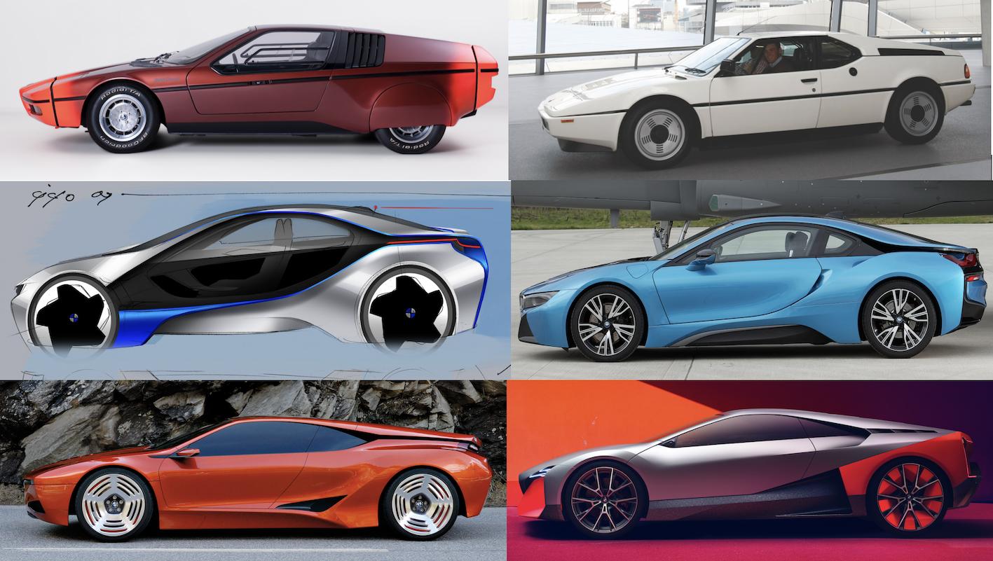 Vision M Next. Et si BMW changeait de disque ? (vidéo)