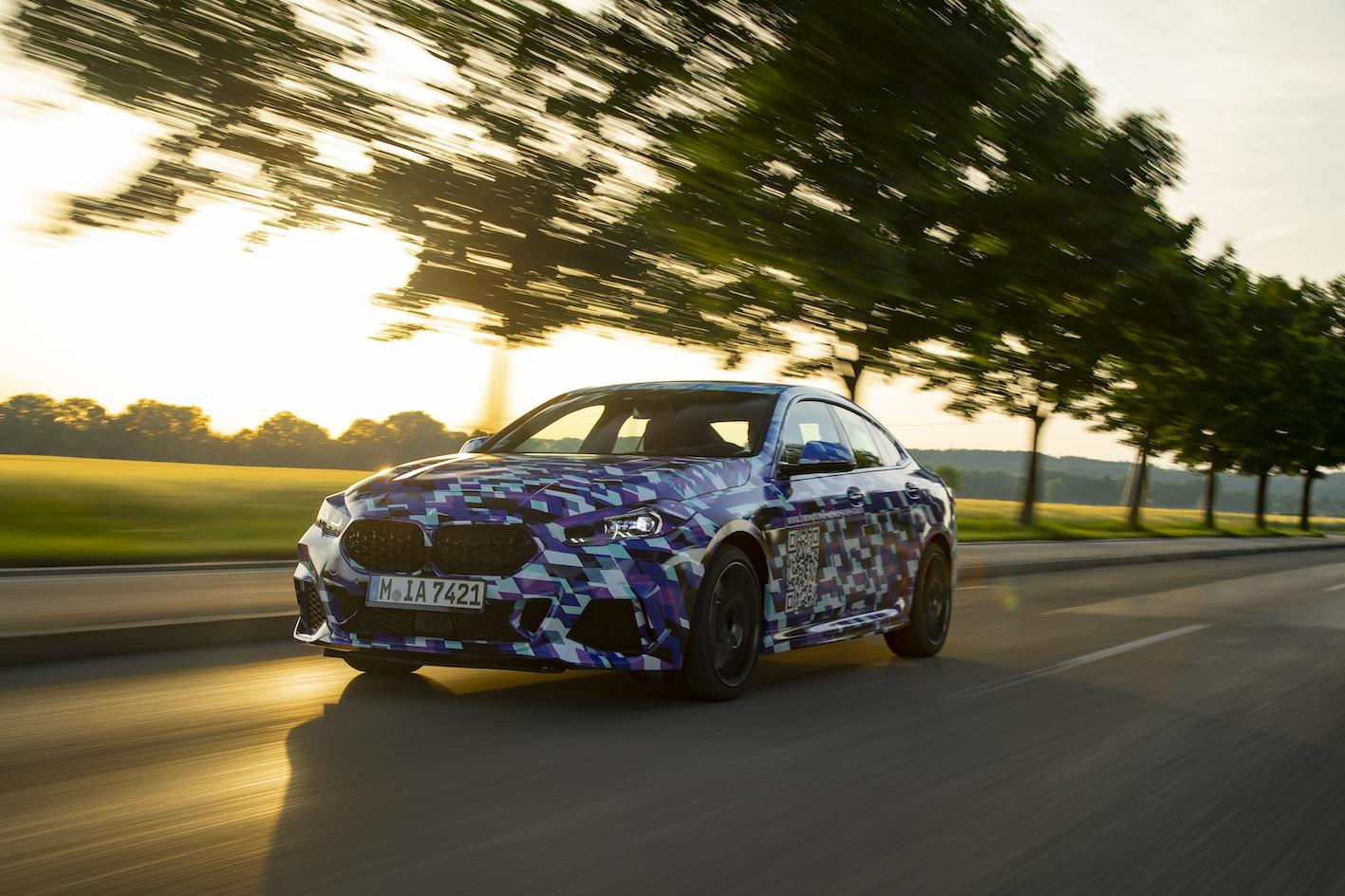 BMW : la traction Série 2 Gran Coupé