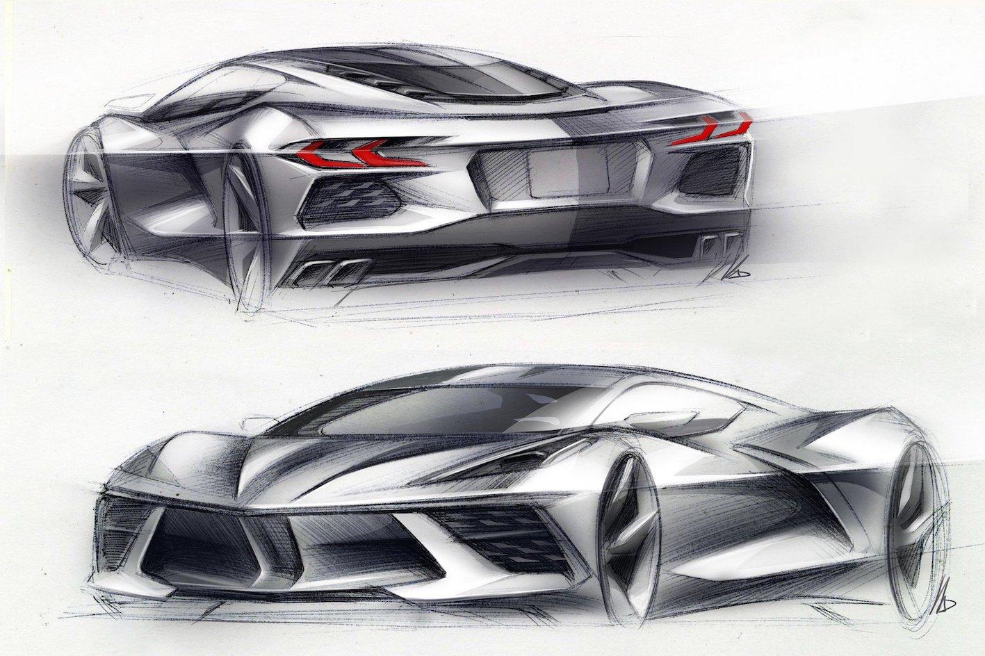Nouvelle Corvette à moteur central AR : 23 vidéos pour tout savoir