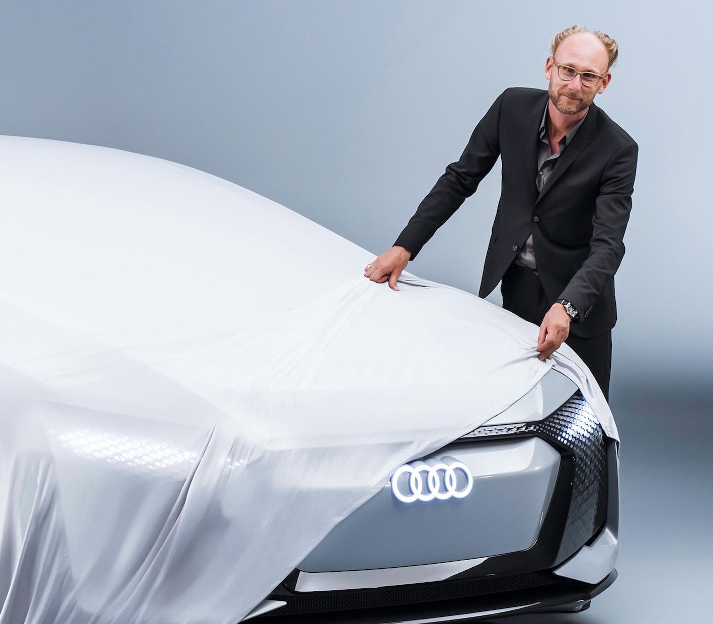 FRENCH-ENGLISH – Marc Lichte évoque le design des derniers concept-cars Audi