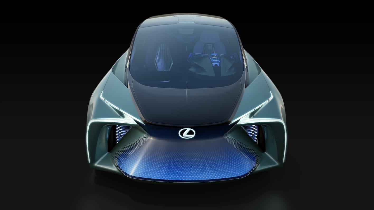 Lexus LF-30, cap sur 2030 ! (Vidéos)