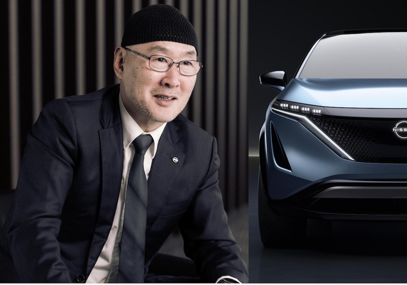 Ariya, le nouveau langage du design Nissan. Interview de Satoru Tai