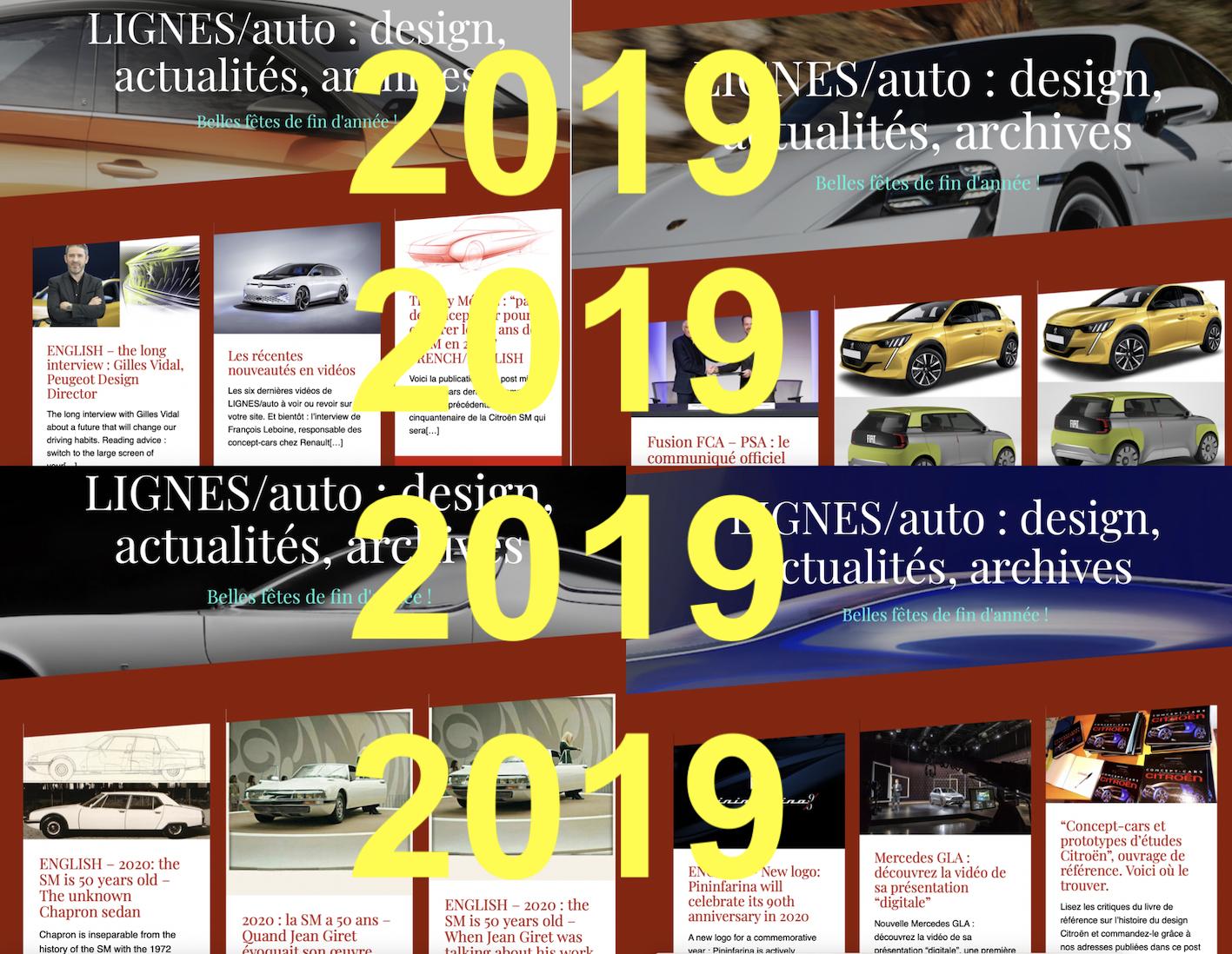 2019 : retour sur les moments forts de LIGNES/auto
