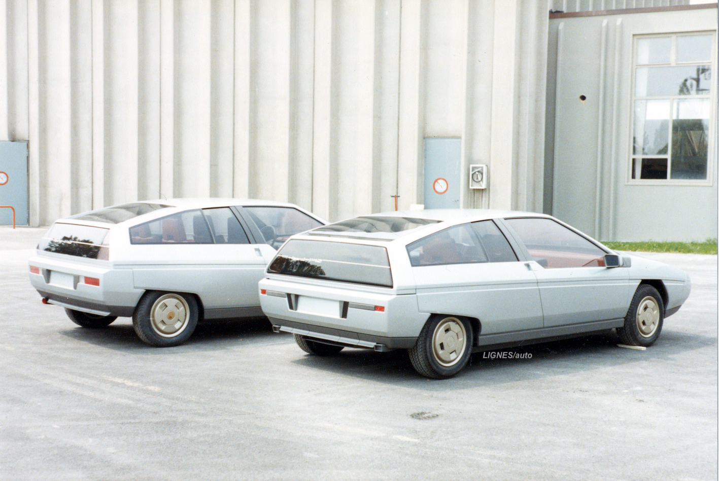 Toute l'histoire du coupé Citroën BX Bertone