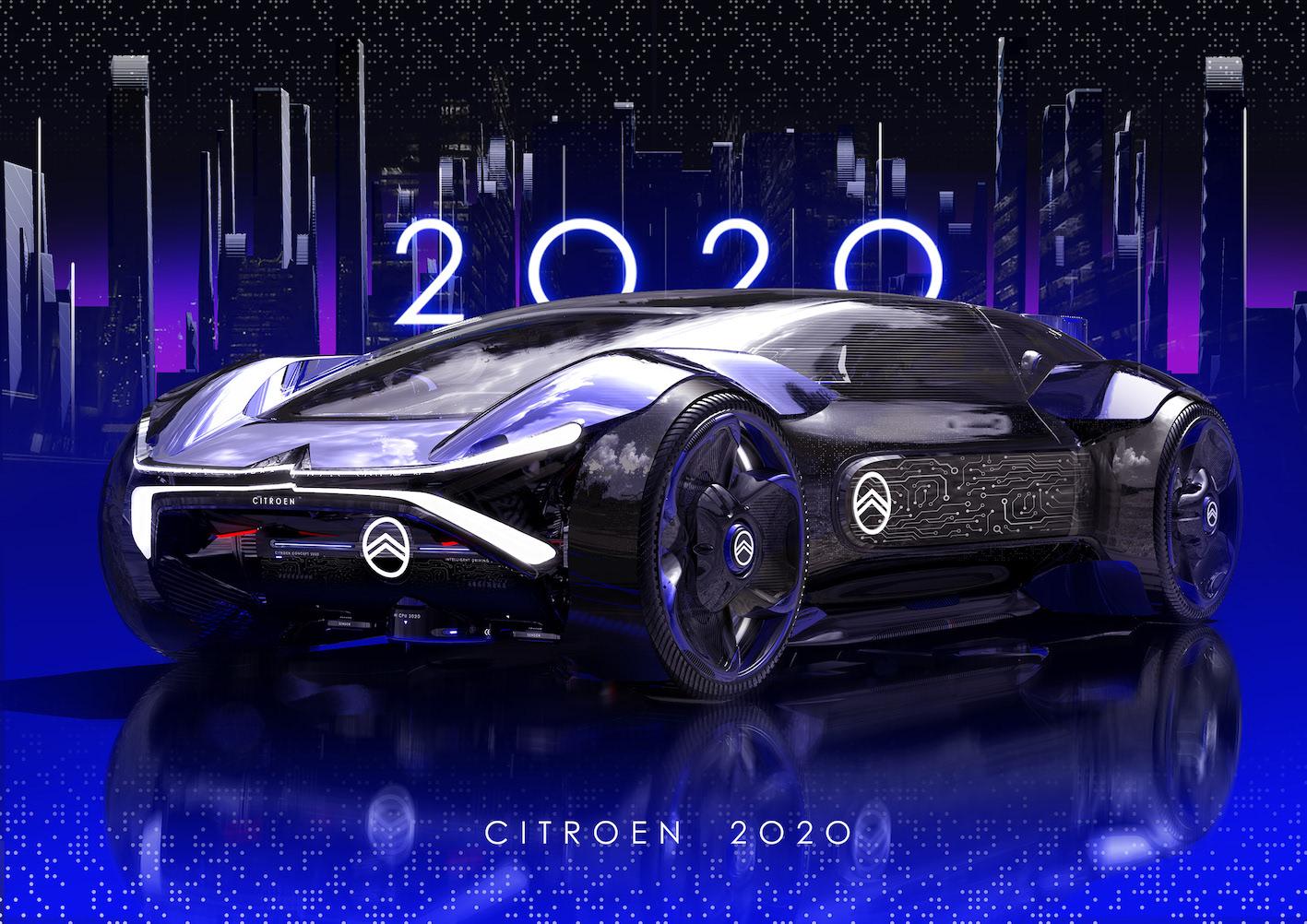 """Quand Citroën redescend sur terre grâce à """"Denni5"""" !"""