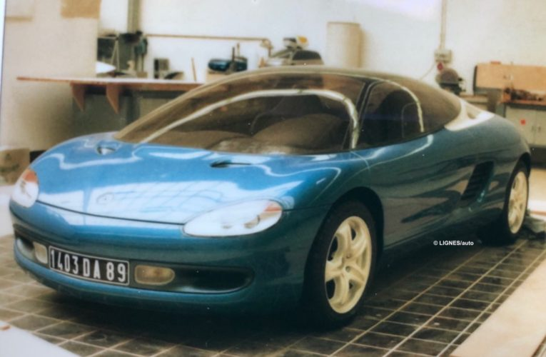 1989-1991 : dans les coulisses du design de l'Alpine W71