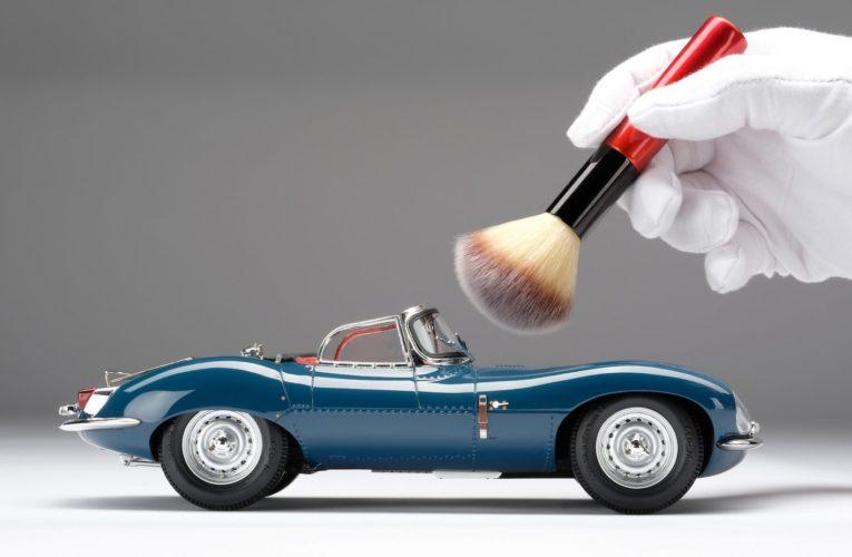 Offrez-vous une Jaguar XKSS pour 700 € !