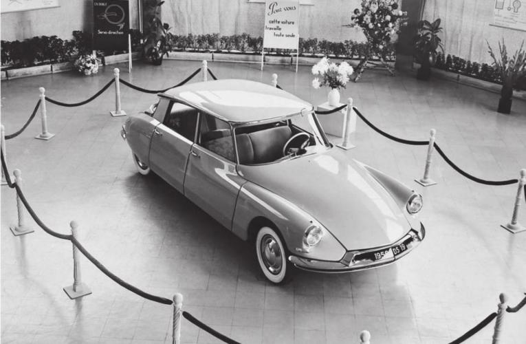 Le dossier de presse de la Citroën DS 19 a 65 ans. Il est à télécharger ici !