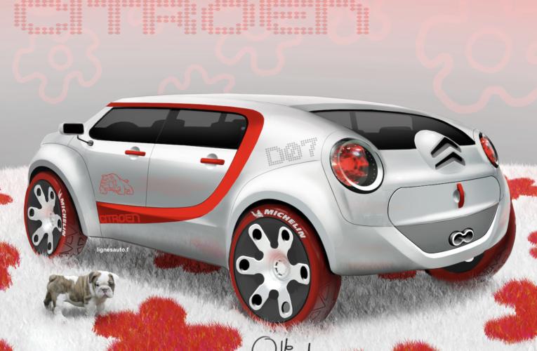 Il y a 13 ans, C-Cactus : la révolution Citroën