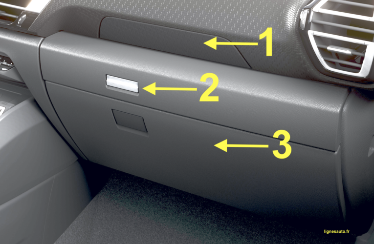 ENGLISH- New Citroën C4. The INTER style is deciphered, or the drawer trick!