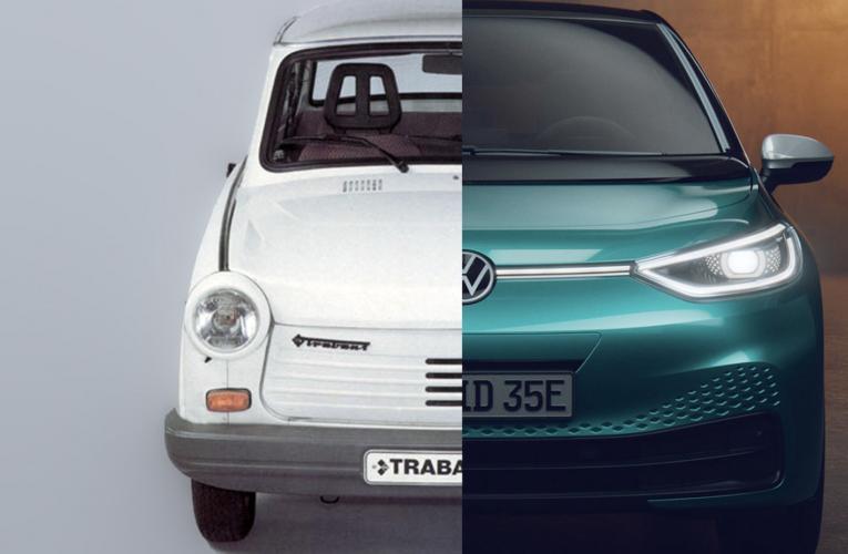 Quel est le point commun entre la VW ID.3 et la Trabant ?