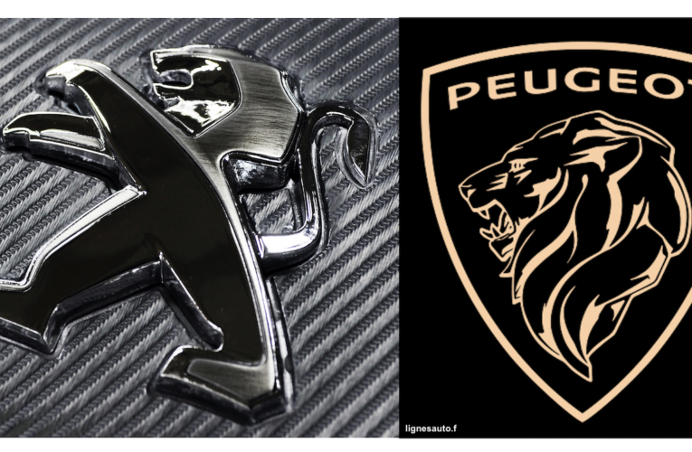 New Peugeot logo: from the SR-1 to the e-Legend