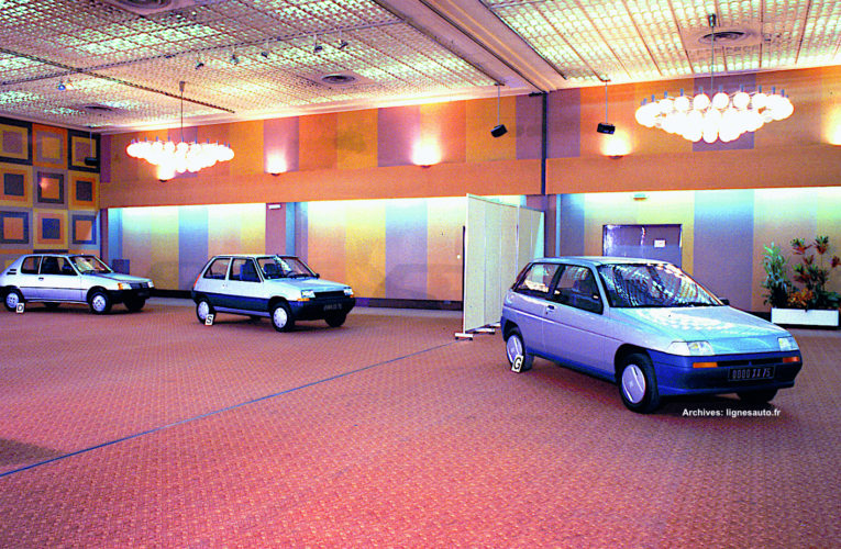 Fragments of life: aborted Renault projects (1975-1998)