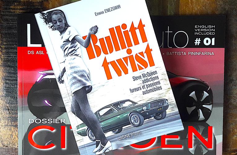 """Une idée sympa pour Noël : """"Bullitt Twist"""" (McQueen) est arrivé (16 €) A commander ici."""