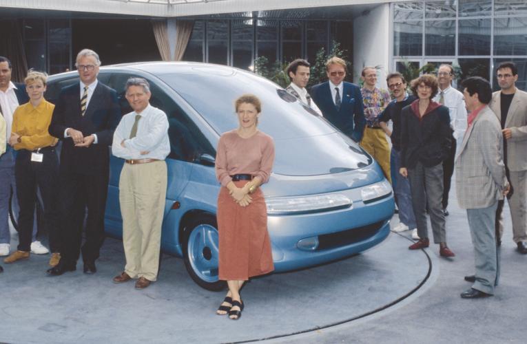 Les 30 ans du concept-car Scénic : il a révolutionné le marché !