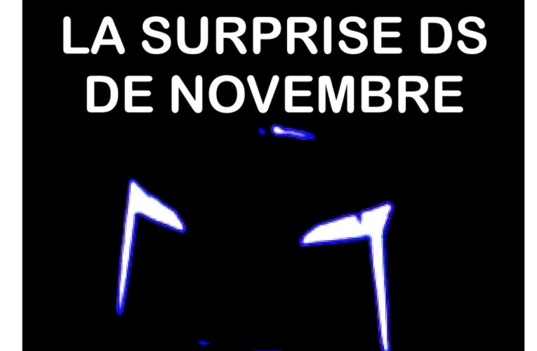 Béatrice Foucher évoque la surprise DS de novembre !