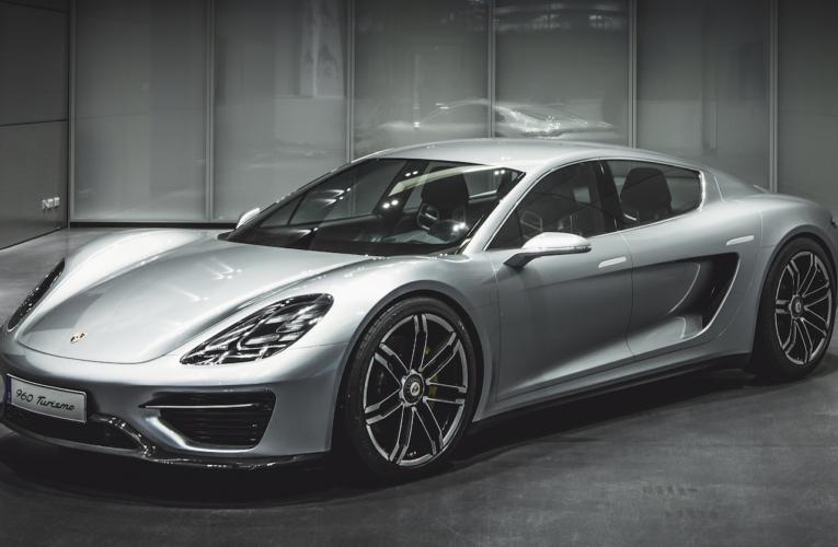 L'inédite Porsche 960 : celle qui inspira le Taycan