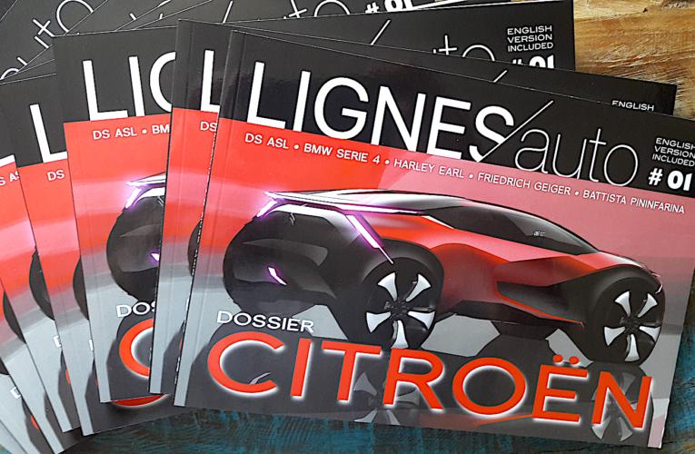 COMMANDEZ LE LIVRE LIGNES/auto#01 – ORDER HERE THE FIRST BOOK LIGNES/auto #01